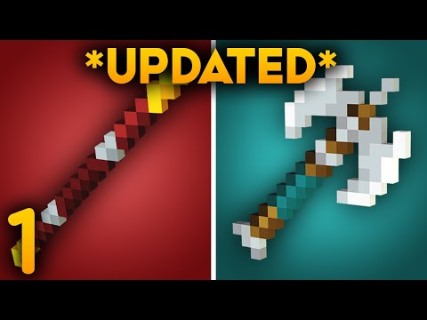 *UPDATED* PART 1 Ranking ALL Unique Melee Weapons in Minecraft Dungeons From Worst To Best!