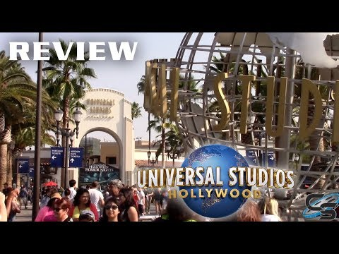 Universal Studios Hollywood Review, Los Angeles California