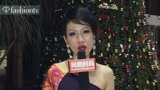 2012 Phoenix Fashion Awards in Beijing ft Shu Pei Qin | FashionTV