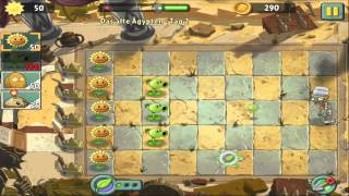 Plants vs. Zombies™ 2 Gameplay (von iPlayApps.de)