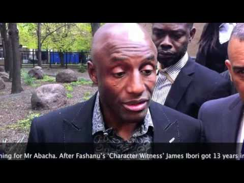 James Ibori Is A Good Man. John Fashanu