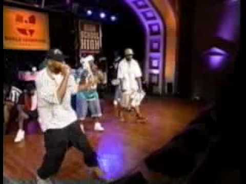 Wu Tang Clan- Live – Yo Mtv Raps-High School High Special – 1996