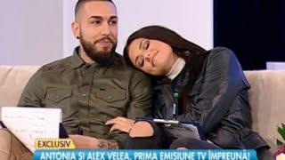 Test de relatie intre Antonia si Alex Velea la emisiunea Rai da' buni cu Mihai Morar la Antena Stars - Partea 3