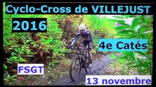 Villejust France  city photo : 2016-Cyclo.Cross-VILLEJUST-FSGT-Caté4-13novembre