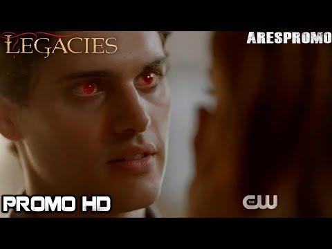 "Legacies 2x04 Trailer Season 2 Episode 4 Promo/Preview HD ""Since When Do You Speak Japanese?"""