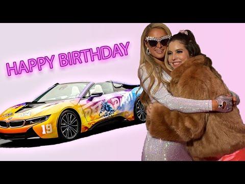 Inside Paris Hilton's Birthday Party