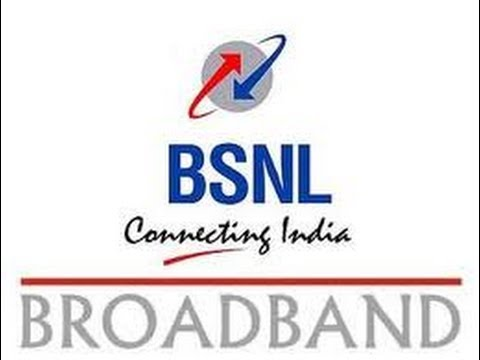 Video demonstration to change BSNL broadband plan online