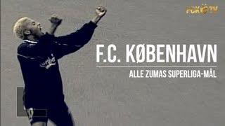 Se alle Zumas Superliga-mål | fcktv.dk
