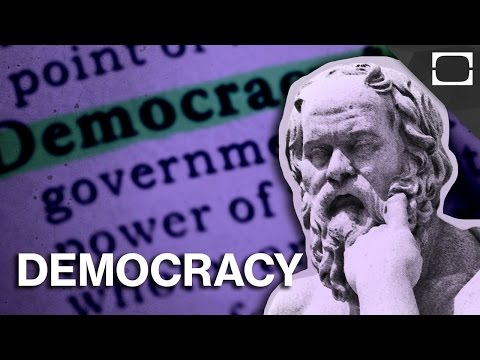 Politické ideologie: Demokracie