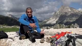 Arrampicata  in Cinque Torri con Pietro Dal Pra by La Sportiva