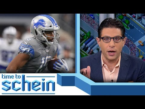 Video: Golden Tate Winning the NFC East? | Time to Schein
