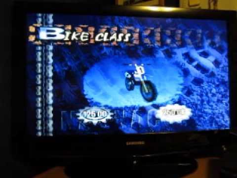 Jeremy McGrath Supercross 2000 Nintendo 64