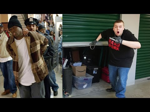 I Bought A DRUG DEALER'S Storage Unit And MADE BIG MONEY! I Bought An Abandoned Storage Unit!