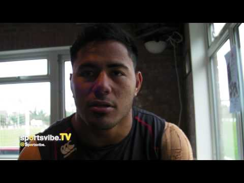Manu Tuilagi Reflects On England&#39;s Stunning Performance Against The All Blacks 