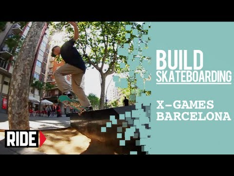 fernandez - We skate the streets of Barcelona with local Jesus Fernandez and then head over to the X Games to watch Chris Cole, Nyjah Huston, and Pedro Barros kill it in...
