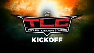 Nonton Wwe Tlc  Tables  Ladders And Chairs Kickoff  Oct  22  2017 Film Subtitle Indonesia Streaming Movie Download