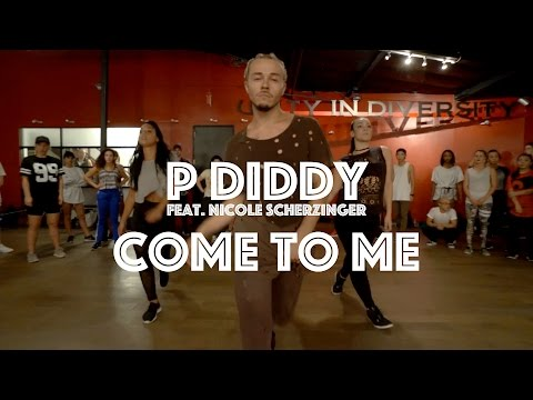 P Diddy - Come To Me Feat. Nicole Scherzinger | Hamilton Evans Choreography