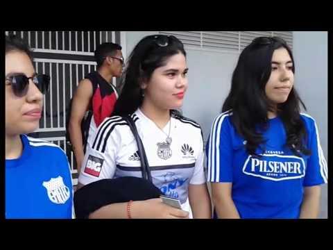Emelec 2 Macara 0 | Serie A - Fecha 5 | LA VOZ DEL HINCHA - Boca del Pozo - Emelec
