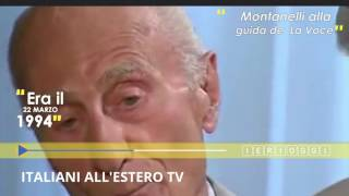 IERI OGGI - 22 marzo - ITALIANI ALL'ESTERO TV