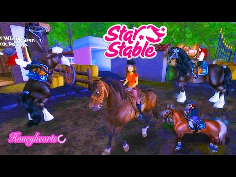 Lights Out Star Stable Horses Game Let's Play with Honeyheartsc Video Series