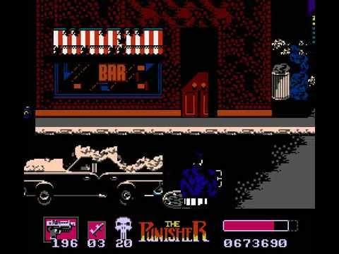 NES Longplay [385] The Punisher