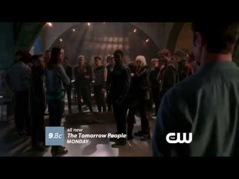 The Tomorrow People 1.21 (Preview)