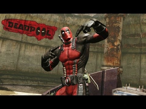 YO DAWG - New Objective: Be awesome! // Gotta love this game :D Deadpool Gameplay: http://youtu.be/gL-99T-lAxM Get it for Steam: http://gk4.me/home/383-deadpool-pre-or...