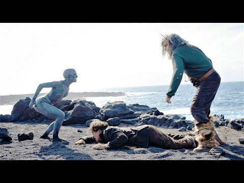 The Cold Skin (2017) Film Explained in Hindi/Urdu | Cold Skin Summarized हिन्दी