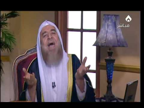 3-6-2010  من القلب إلى القلب 7/10 الشيخ العرعور يحاور الشيعة