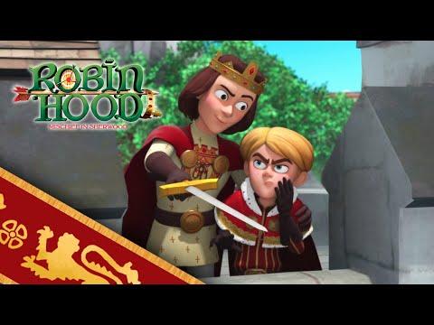 ROBIN HOOD 🏹 The invaders 👑 Season 2