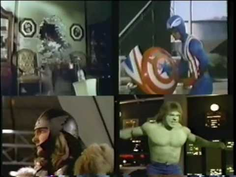 The Avengers 1978 Movie Promo