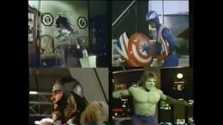 The Avengers Movie From 1978 Looks Hilarious