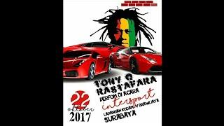 Tony Q Rastafara - Kangen live Kodam V Brawijaya Surabaya 22 Oktober 2017