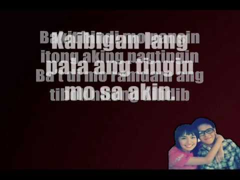 Kung Ako Ba Siya With LYRICS By Khalil Ramos