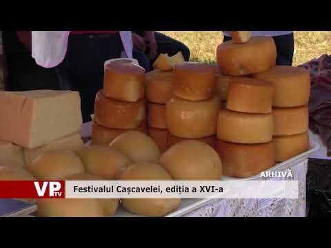 Festivalul Cașcavelei, ediția a XVI-a