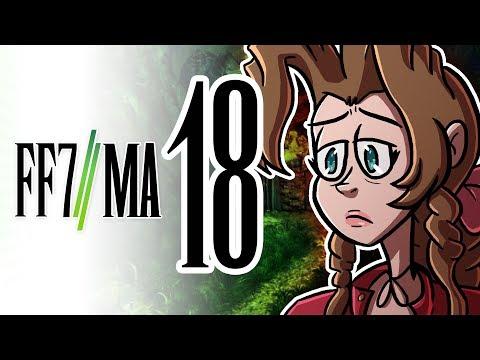 Final Fantasy VII: Machinabridged (#FF7MA) - Ep. 18 - Team Four Star (видео)