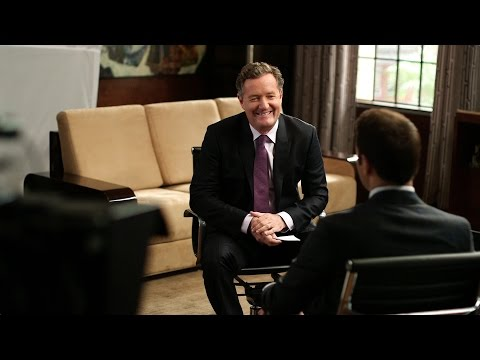 Entourage (Featurette 'Piers Morgan')