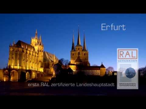 Imagefilm der Erfurter Wirtschaft 2010 (produziert von  ...