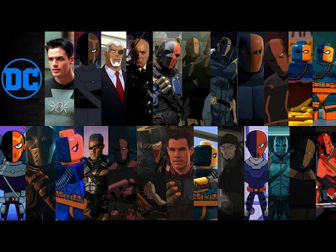 Deathstroke: Evolution (TV Shows and Movies) - 2020