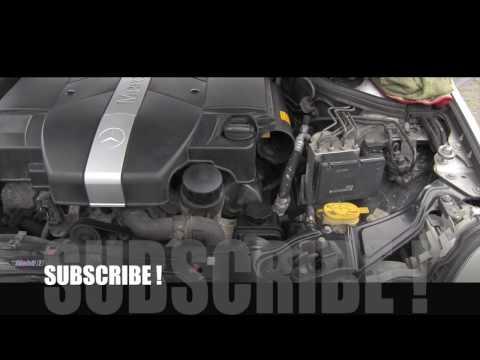 Mercedes Power Steering Fluid Check