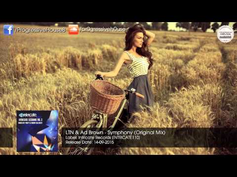 LTN & Ad Brown - Symphony (Original Mix) [Intricate Records]