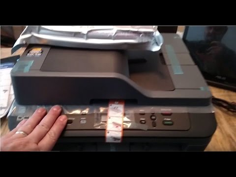 Review of Brother DCPL2540DW Wireless Laser Printer