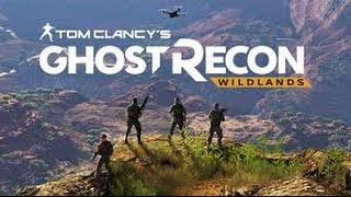 GHOST RECON WILDLANDS TRAILER