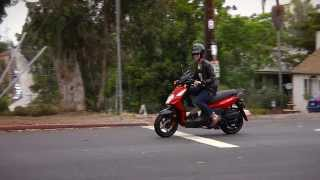 7. Official Lance PCH 125 Scooter Video - Distributed by LancePowersports.com