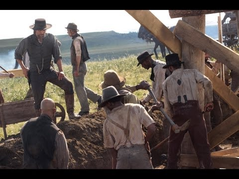 Their clothes were disgusting | Hell on Wheels | RTÉ Two