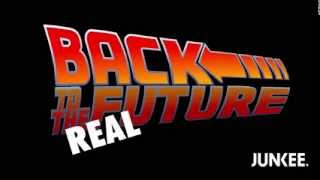 Back to The Future vs The Reality of 2015 - YouTube