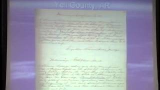 Let No Man Put Asunder: Freedmen's Bureau Marriage Records