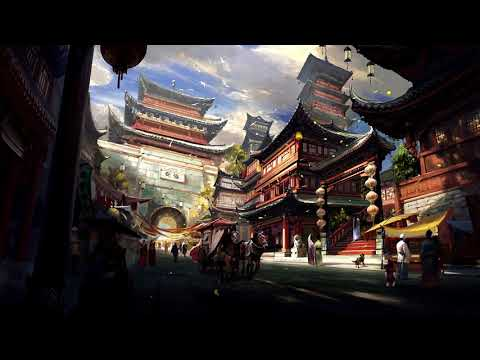 1 Hour Asian Chill Music | Urban Chinese Music