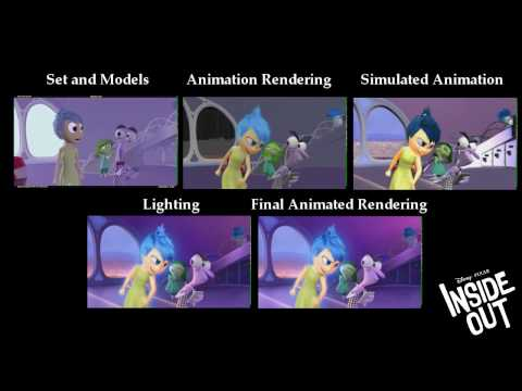 Inside Out - Evolve into Animation (From Layout to Rendered)