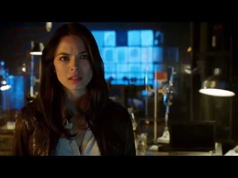 Beauty and the Beast 1x01     Vincent & Catherine meet for the first time